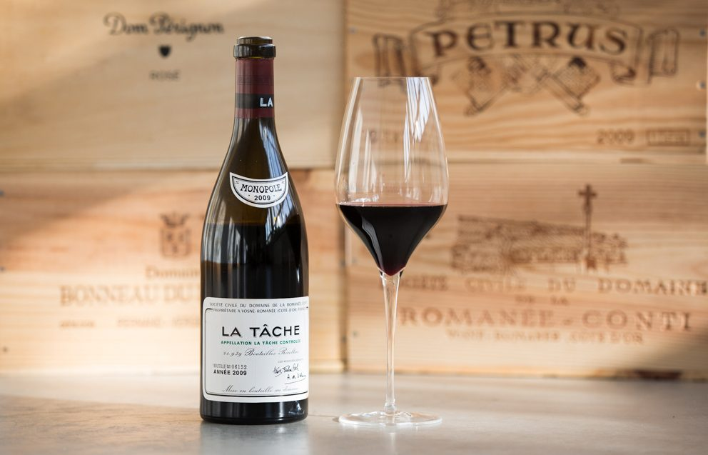 La Tache Winelist Liquid Grape