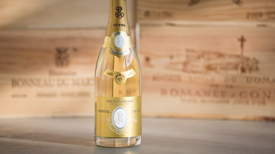 Roederer Cristal Winelist Liquid Grape